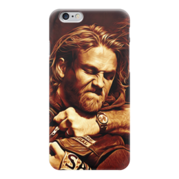"Чехол для iPhone 6 ""Сыны Анархии"" - мото, sons of anarchy, сыны анархии, джексон теллер, samcro"