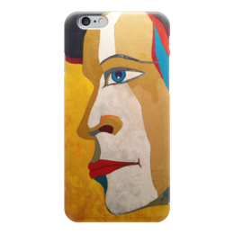 "Чехол для iPhone 6 ""Арт  "" - любовь, арт, портрет, авангард, федор конюхов"