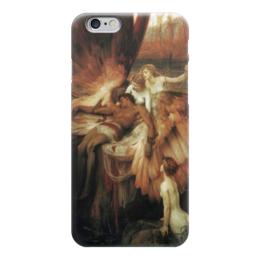"Чехол для iPhone 6 ""Оплакивание Икара"" - картина, дрейпер"