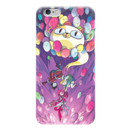 "Чехол для iPhone 6 ""Adventure Time Fun Art"" - adventure time, время приключений, марселин, бубль гум"