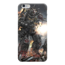 "Чехол для iPhone 6 ""Warhammer 40k"" - арт, игра, вархаммер"