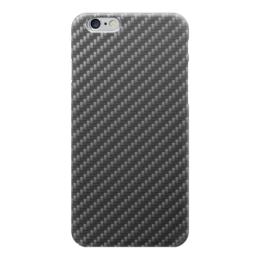 """Чехол для iPhone 6 """"Карбон"""" - карбон"""