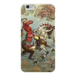 "Чехол для iPhone 6 ""Барон Мюнхгаузен"" - картина, готфрид"