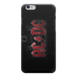 "Чехол для iPhone 6 ""AC/DC"" - ac dc"
