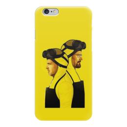 """Чехол для iPhone 6 """"Во все тяжкие"""" - во все тяжкие, breaking bad, джесси, мистер хайзеберг"""