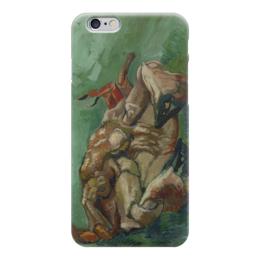 "Чехол для iPhone 6 ""Краб на спине (Crab on its Back)"" - картина, ван гог"