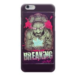 "Чехол для iPhone 6 глянцевый ""Breaking Bad"" - кино, сериал, во все тяжкие, breaking bad, heisenberg"