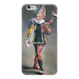 "Чехол для iPhone 6 ""Пульчинелла (Polichinelle)"" - картина, мане"