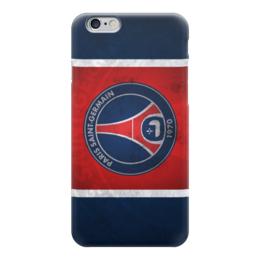 "Чехол для iPhone 6 ""Пари Сен-Жермен (PSG)"" - football, псж, пари сен-жермен, psg"