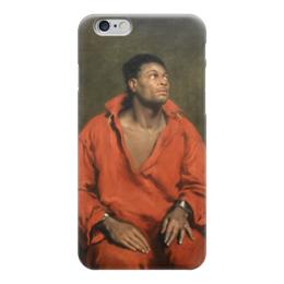 "Чехол для iPhone 6 ""Пленный раб"" - симпсон, картина"