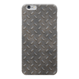"""Чехол для iPhone 6 """"Так-то металл"""" - арт, металл, железо, чехол железный на айфон"""
