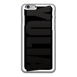 """Чехол для iPhone 6 """"с именем Юлия"""" - юлия, чехол с именем, чехол с именем юлия, чехол с именем юля, юля"""