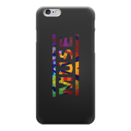 "Чехол для iPhone 6 ""Muse (Rock)"" - muse"