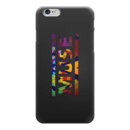 """Чехол для iPhone 6 глянцевый """"Muse (Rock)"""" - muse"""