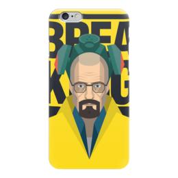 "Чехол для iPhone 6 ""Breaking Bad"" - во все тяжкие, breaking bad, уолтер уайт, brba"
