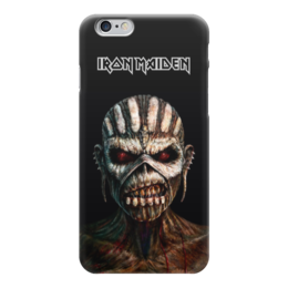 "Чехол для iPhone 6 ""Iron Maiden ""Book Of Souls"""" - iron maiden, 2015, the book of souls"