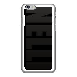 """Чехол для iPhone 6 """"с именем Нелли"""" - чехол с именем, чехол с именем нелли, нелли"""