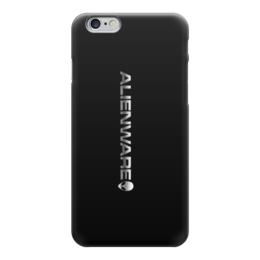 "Чехол для iPhone 6 глянцевый ""Alien"" - разное, стиль"