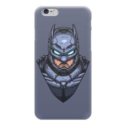 "Чехол для iPhone 6 ""Armored Batman / Бэтмен в Броне"" - batman, бэтмен, armored batman, бэтмен в броне"