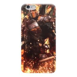 "Чехол для iPhone 6 ""Дефстроук"" - batman, бэтмен, deathstroke"