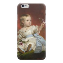 """Чехол для iPhone 6 """"Виктория Саксен-Кобург-Готская"""" - картина, винтерхальтер"""