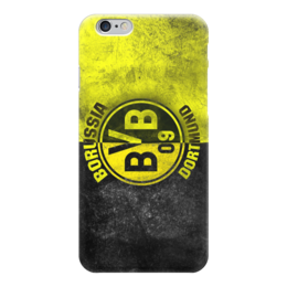 "Чехол для iPhone 6 ""Borussia Dortmund"" - футбол, боруссия, футбольный клуб, дортмунд, borussia dortmund"