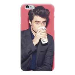 "Чехол для iPhone 6 ""Дэниэл Рэдклифф"" - гарри поттер, daniel radcliffe, дэниэл рэдклифф"