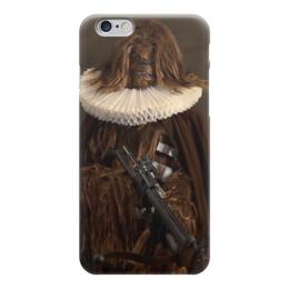 """Чехол для iPhone 6 """"Super Flamands"""" - звёздные войны, чубакка, chewbacca, super flamands"""