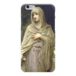 "Чехол для iPhone 6 ""Скромность (Modestie)"" - картина, бугро"