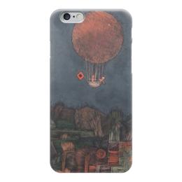 """Чехол для iPhone 6 """"Воздушный шар"""" - картина, клее"""