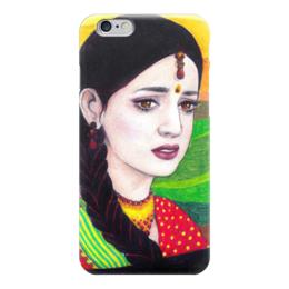 """Чехол для iPhone 6 """"Как назвать эту любовь? - Кхуши"""" - сериал, индия, iss pyaar ko kya naam doon, кхуши, как назвать эту любовь"""