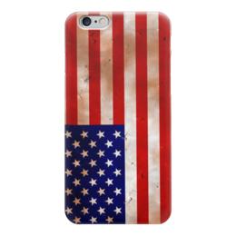 "Чехол для iPhone 6 ""Америка"" - америка, сша"