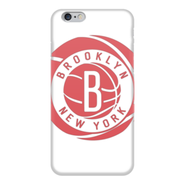 "Чехол для iPhone 6 ""Brooklyn Nets"" - баскетбол, нба, brooklyn, бруклин нетс, brooklyn nets"