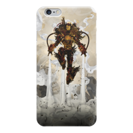 "Чехол для iPhone 6 ""Steampunk Iron Man"" - комиксы, стимпанк, железный человек, тони старк, жч"