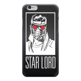 "Чехол для iPhone 6 ""Star Lord (Стражи Галактики)"" - стражи галактики, звёздный лорд, guardians of the galaxy, star lord"