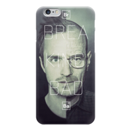 "Чехол для iPhone 6 ""Breaking Bad Jesse Pinkman/Walter White"" - во все тяжкие, breaking bad, walter white, jesse pinkman"