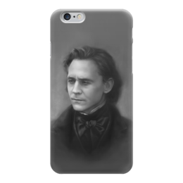 "Чехол для iPhone 6 ""Sir Thomas Sharpe"" - loki, tom hiddleston, thomas sharpe, crimson peak, багровый пик"
