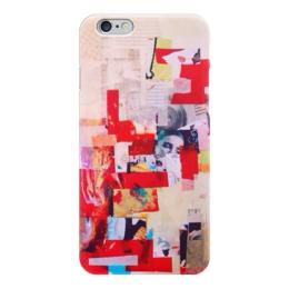 """Чехол для iPhone 6 """"DaDa"""" - арт, коллаж, авангард, дадаизм, dada, дада"""