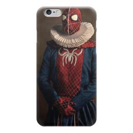 """Чехол для iPhone 6 """"Super Flamands"""" - человек паук, spider-man, человек-паук, super flamands"""