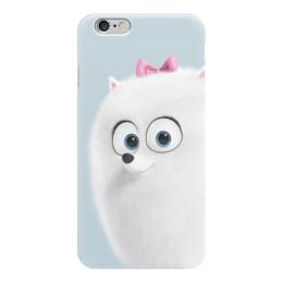 """Чехол для iPhone 6 """"Гиджет"""" - тайная жизнь домашних животных, гиджет, the secret life of pets, gidget"""