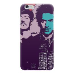 "Чехол для iPhone 6 ""Шерлок Холмс (Sherlock Holmes)"" - sherlock holmes, шерлок холмс, роберта дауни"