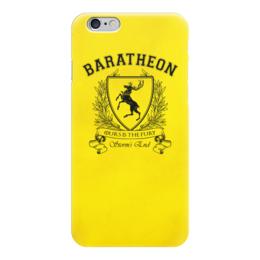 """Чехол для iPhone 6 """"Игра Престолов. Дом Баратеонов"""" - игра престолов, game of thrones, house baratheon, баратеоны, дом баратеонов"""