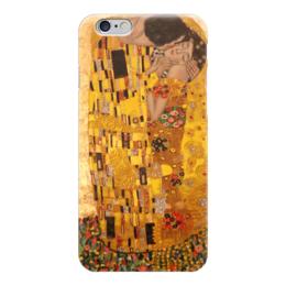 """Чехол для iPhone 6 """"Мозаика"""" - любовь, мозаика, пара, поцелуй, иллюстрация"""