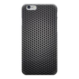 """Чехол для iPhone 6 """"Карбоникс"""" - текстура, карбон"""