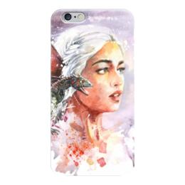 """Чехол для iPhone 6 """"Игра престолов (Game of Thrones)"""" - игра престолов, game of thrones, khaleesi"""