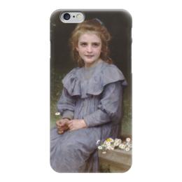 "Чехол для iPhone 6 ""Маргаритки (Pâquerettes)"" - картина, бугро"