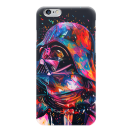 "Чехол для iPhone 6 ""Darth Vader "" - star wars, darth vader, вейдер, звездные войны, стар варс"