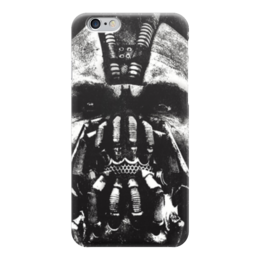 """Чехол для iPhone 6 """"Бейн (Bane)"""" - batman, бэтмен, бэйн, bane, бейн"""