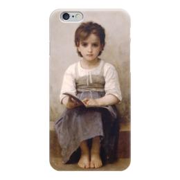 "Чехол для iPhone 6 глянцевый ""Трудный урок (La leçon difficile)"" - картина, бугро"