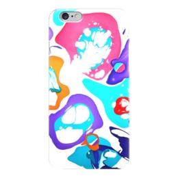 "Чехол для iPhone 6 ""Игра, Ренг-и-су"" - арт, 2016"